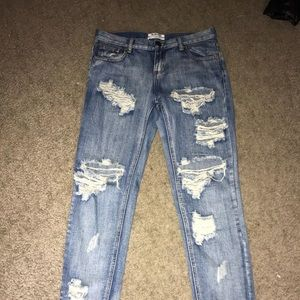 ONE TEASPOON BOY FRIEND JEANS